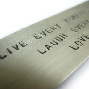 Zakładka Live Every moment