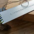 Liczba Pi - zakładka-prezent dla matematyka