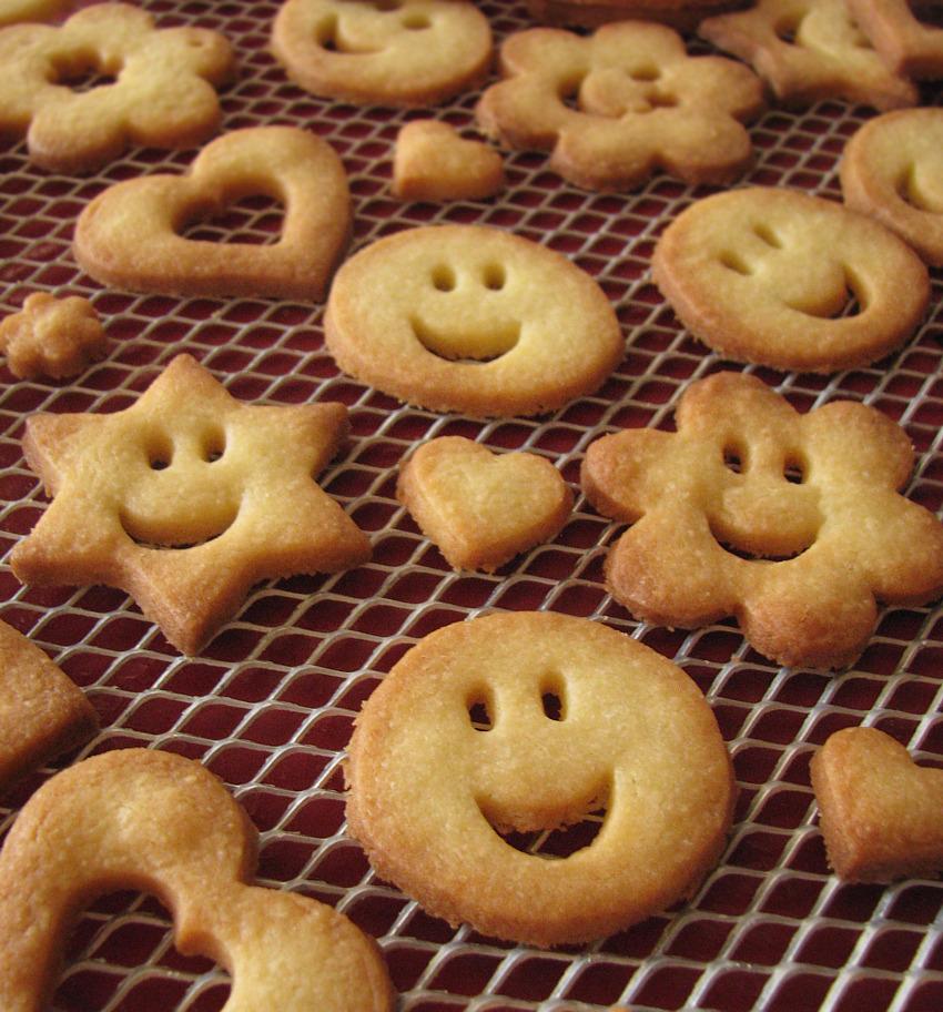 Ciasteczka - proste i smaczne ;)