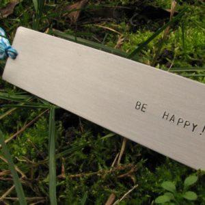 Zakładka do książki Be happy