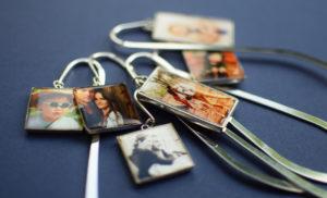 Zakładki do książek ze zdjęciami - na zamówienie