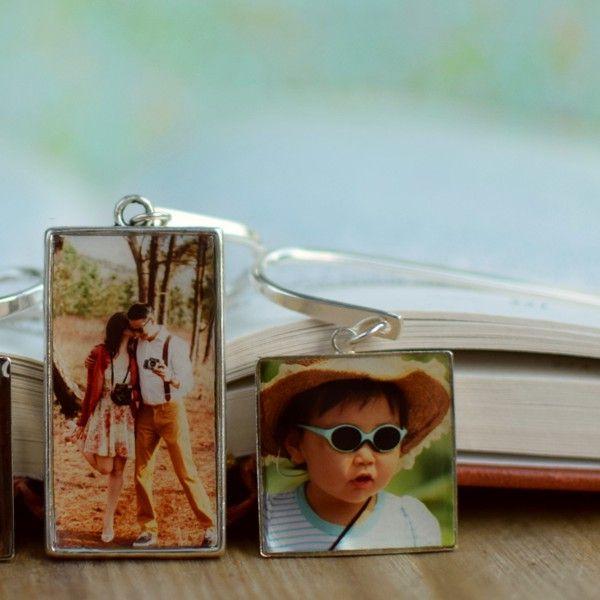 Stwórz własną zakładkę do książki ze zdjęciem